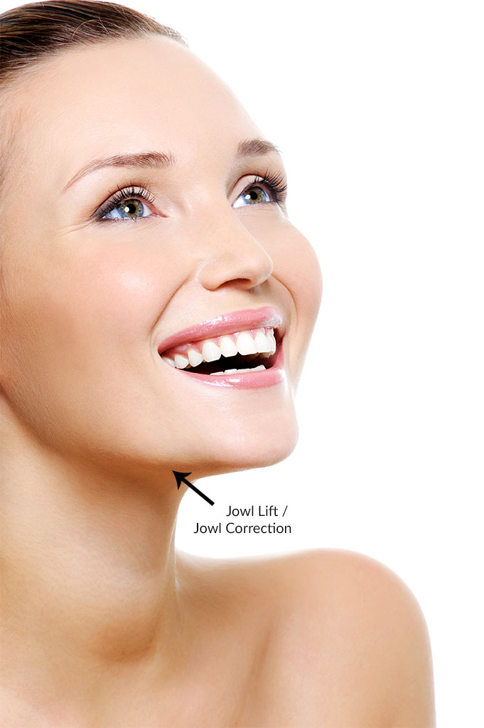 jowl lift-correction selston cosmetic clinic