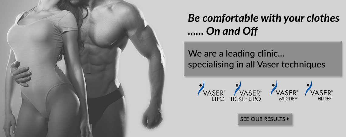 vaser lipo tickle lipo suction